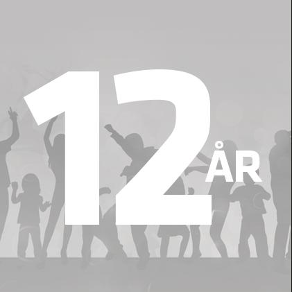 12 år