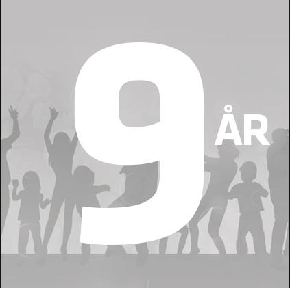 9 år(11)